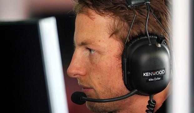Button probierte ein V8 Supercar: Whincup erlebte im McLaren Unglaubliches