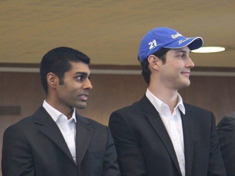 Chandhok: Arbeiten wie verrückt: Bahrain-GP als Testfahrt