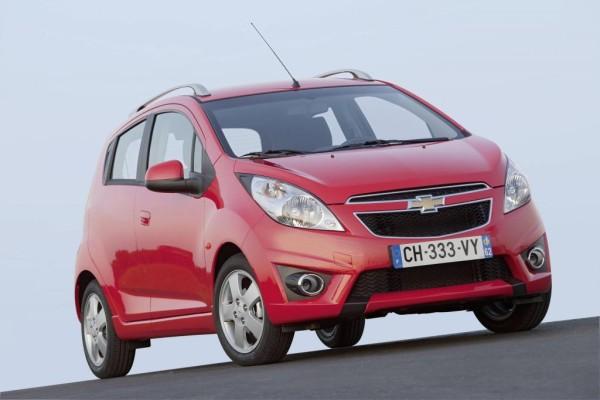 Chevrolet Spark ab 6. März im Handel