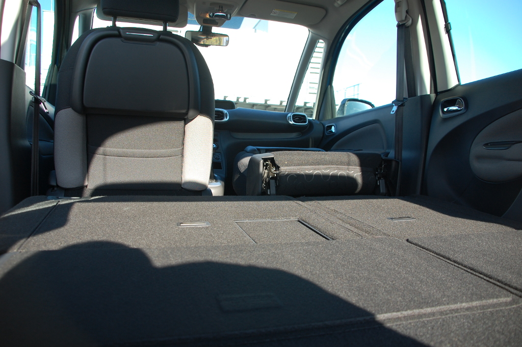 Citroën C3 Picasso HDi 110 FAP Airdream Exklusive: