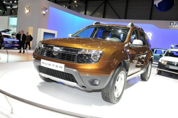 Dacia Duster startet ab 11 900 Euro durch