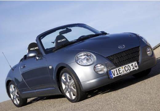 Daihatsu Copen: Start mit dem kleinsten Roadster in die Cabrio-Saison