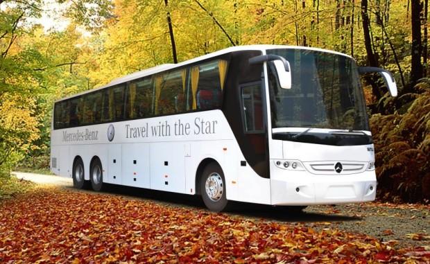 Daimler setzte 2009 ein Fünftel weniger Busse ab