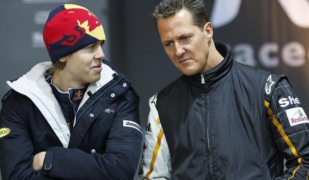 Danner erwartet keinen Schumi-Titel: Vettel ist mein Favorit