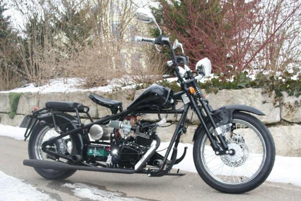 Das ''Harleychen'' Bopper 1