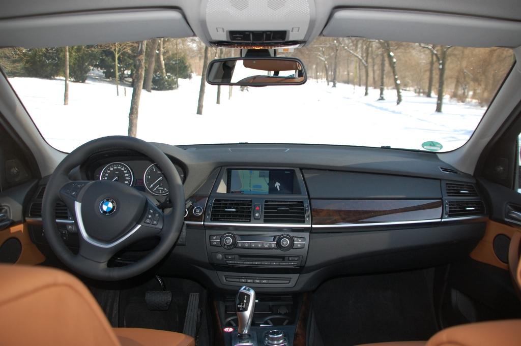 Der BMW X5 xDrive30d – Sanfter Riese