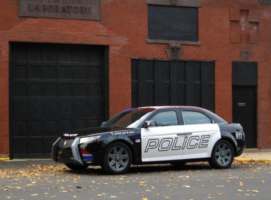 Deutsche Diesel für US-Polizeiwagen