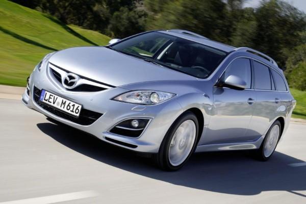 Deutschland-Premiere für gelifteten Mazda6 auf der AMI