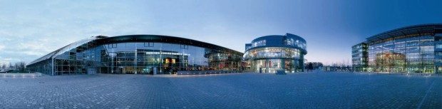 Diamantenfieber im Audi Forum Ingolstadt