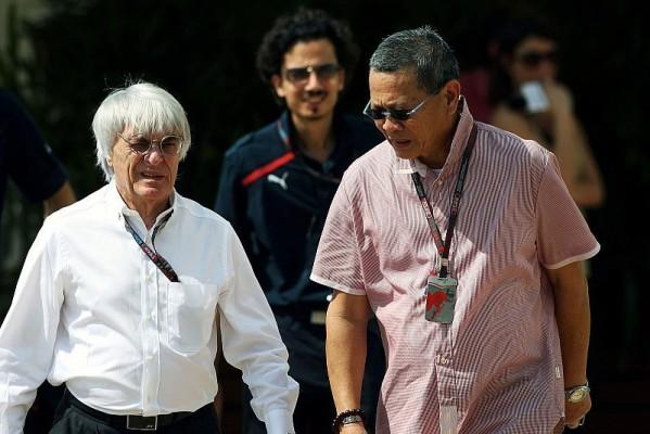 Ecclestone bestätigt: Rom nicht statt Monza: Italien Grand Prix bleibt in Monza