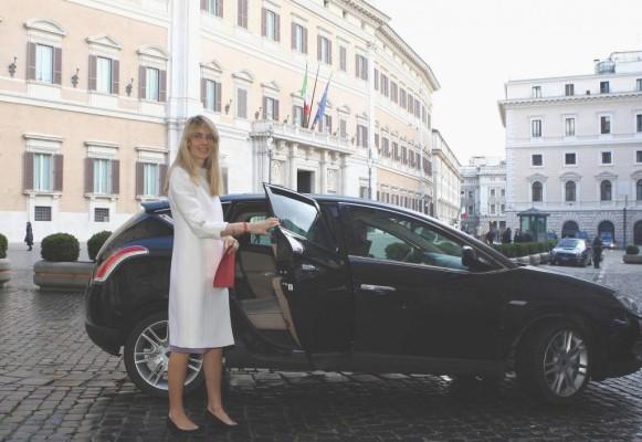 Ehrensache: Lancia sponsert Eiskunstlauf-WM 2010 in Turin