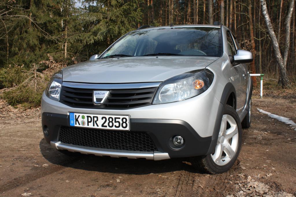 Fahrbericht Dacia Sandero 1.6 MPI Stepway: Der Preisbrecher - Bild