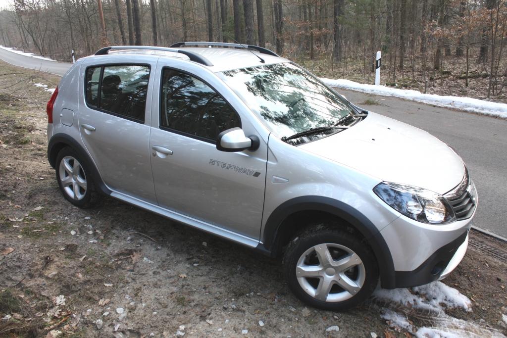 Fahrbericht Dacia Sandero 1.6 MPI Stepway: Der Preisbrecher