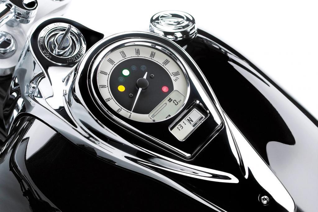 Fahrbericht Kawasaki VN 1700 Classic: Cruising in Overdrive