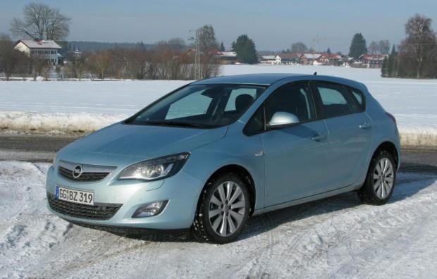 Fahrbericht Opel Astra 1.4 Turbo Ecotec: Neuer Schick in der Kompaktklasse