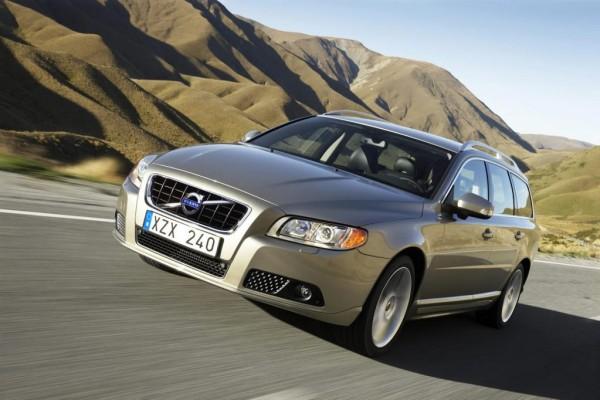 Fahrbericht Volvo V70 D5: Schwedenkombi als treuer Begleiter