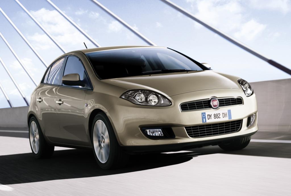 Fiat Bravo geht mit Mehrwert ins Modelljahr 2010