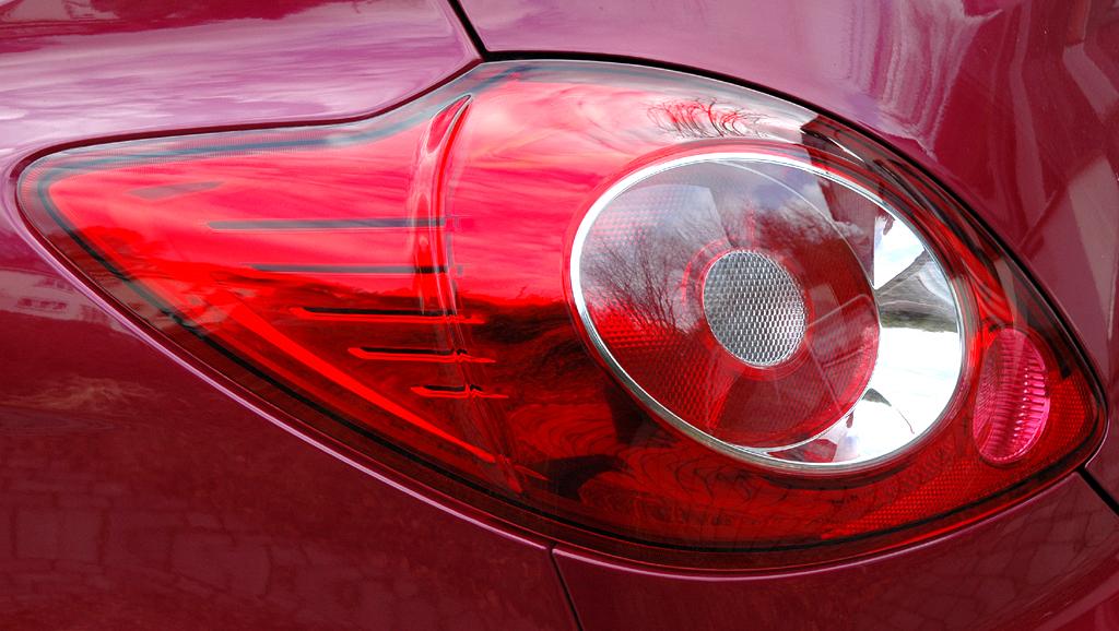 Ford Ka: Hintere Leuchteinheit