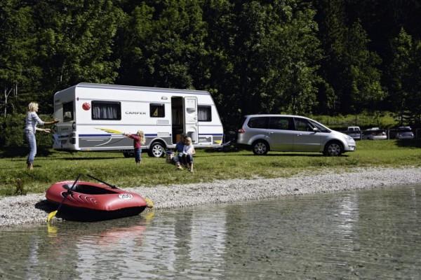 Frühjahrsputz für Caravans und Reisemobile