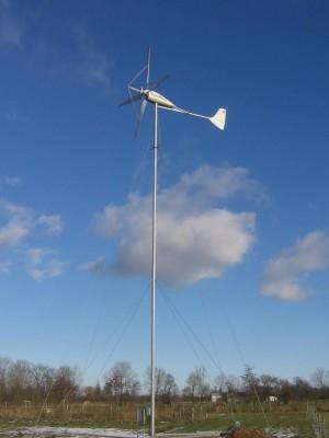 Frische Brise im Tank: Windkraft-Tankstellen für den Hausgebrauch