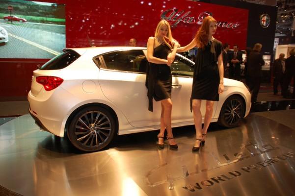 Genf 2010 Kompaktklasse: Alfa Romeo Giulietta, Ford Focus, Renault Megane Cabrio