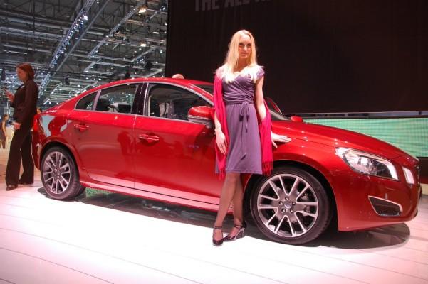Genf 2010 Mittelklasse: Volvo S60, Suzuki Kizashi