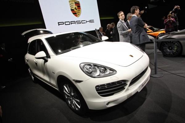 Genf 2010: Porsche Cayenne ab 8. Mai im Handel