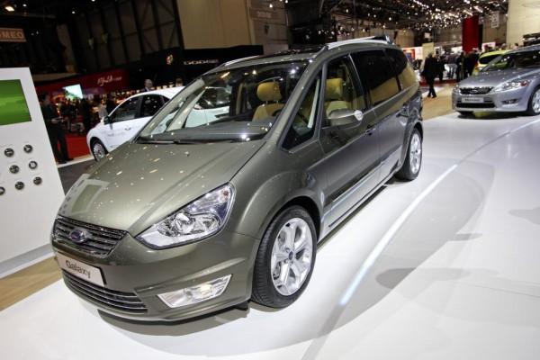 Genf 2010: Vier Vans von Ford