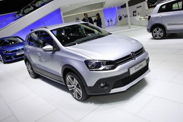 Genf 2010: Volkswagen legt Polo und Golf höher