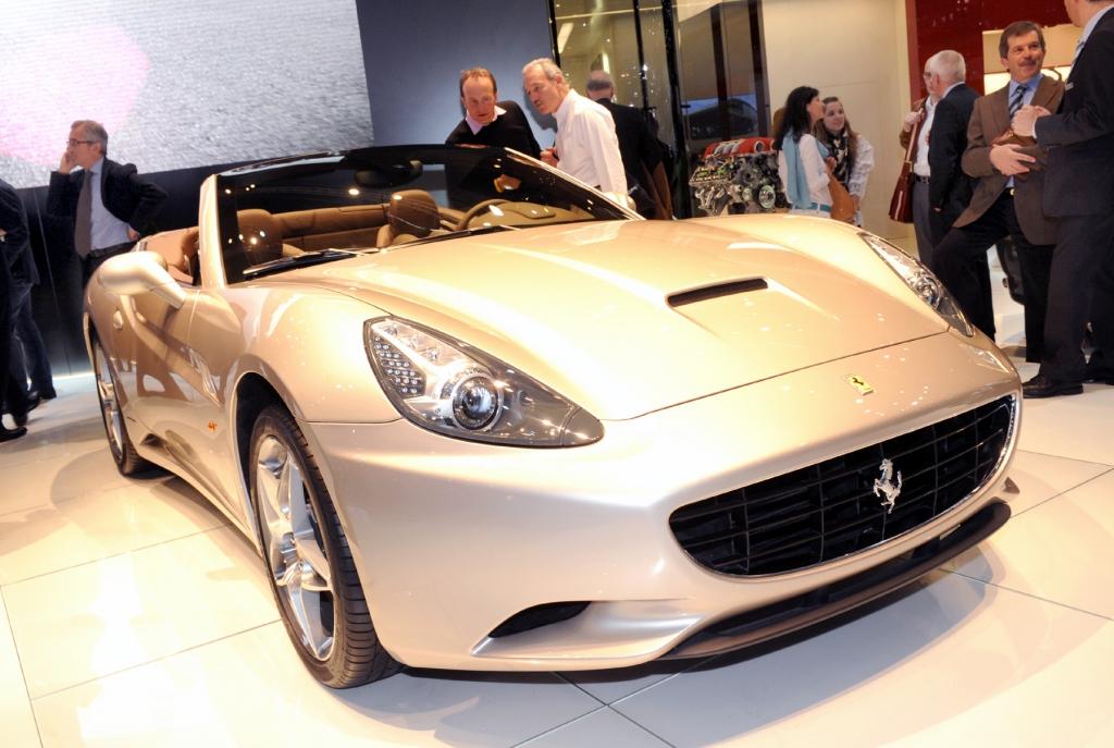 Genfer Salon 2010: GETRAG, einer der strategischen Partner Ferraris