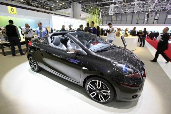 Genfer Salon 2010: Zwei Cabrios als Renault-Weltpremieren