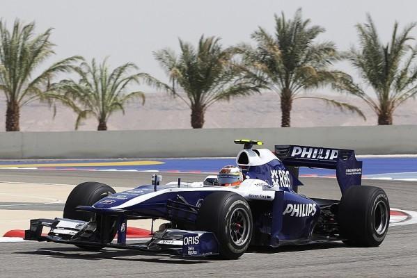 Hülkenberg hatte defektes Auto: Barrichello hatte mehr erhofft