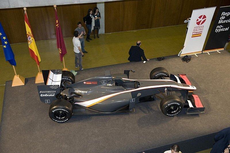 HRT F1 sieht sich gut gerüstet: Der Traum vom ersten Punkt