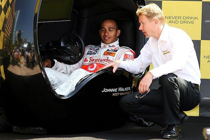 Hamilton sucht neuen Manager: Häkkinen & Brundle mögliche Kandidaten