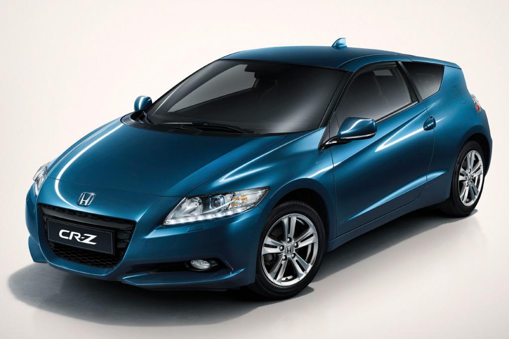 Honda CR-Z auf der AMI: Heißsporn als Hybrid