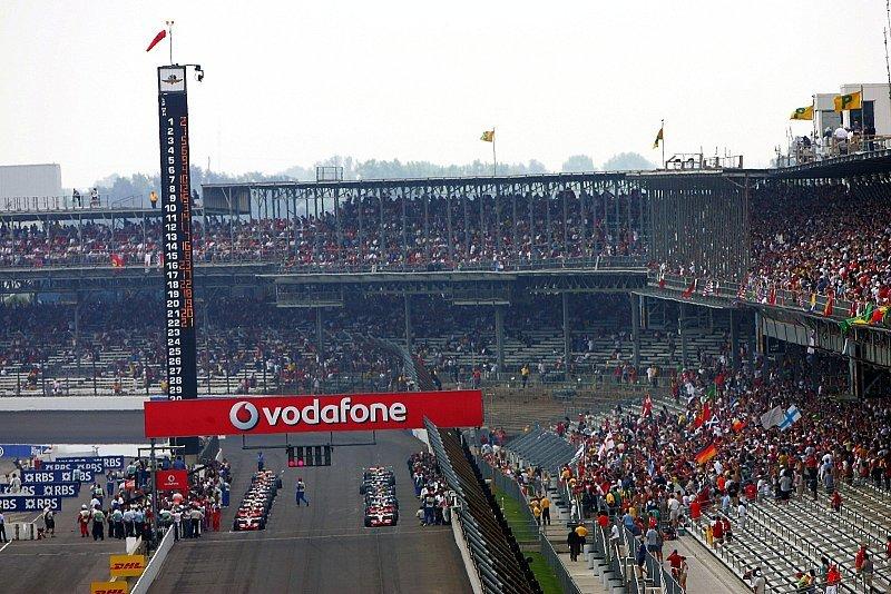Indianapolis: Momentan keine Verhandlungen: Hätten die F1 liebend gerne hier