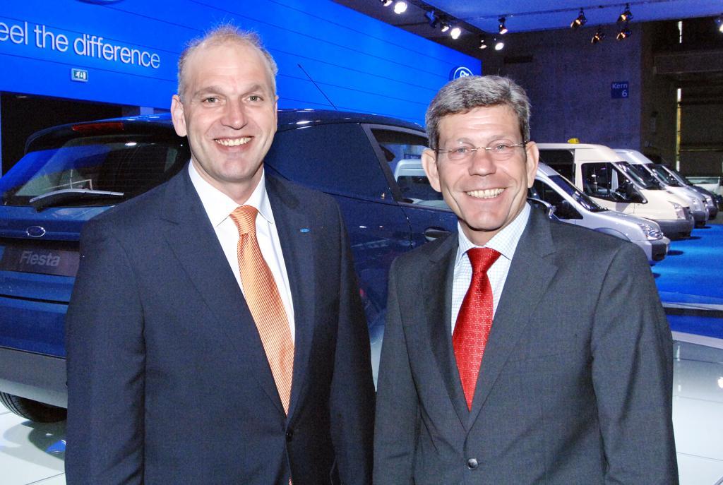 Interview: Ford im Umbruch