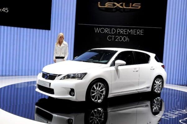 Jahresstart mit Absatzplus für Lexus Deutschland