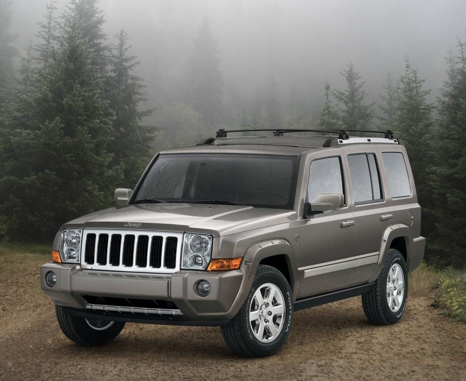 Jeep Commander.