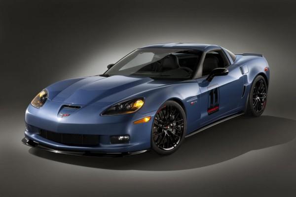 Karbon-Sondermodell der Corvette