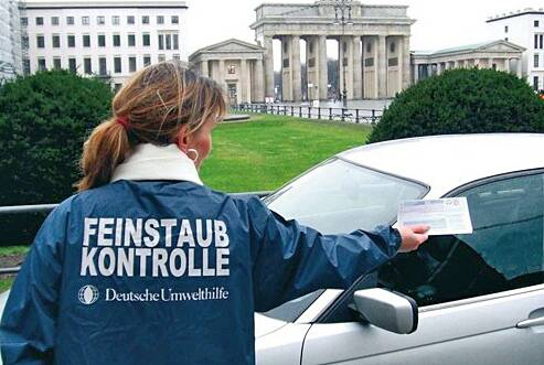 Kommentar: Berliner Luft profitiert nicht von der Umweltzone