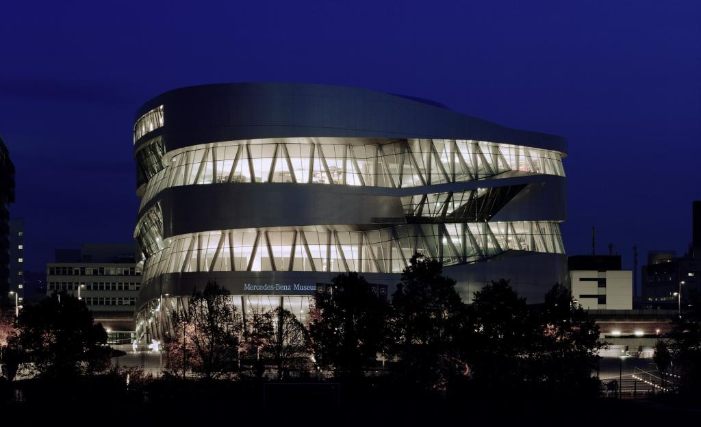 Lange Nacht im Mercedes-Benz-Museum
