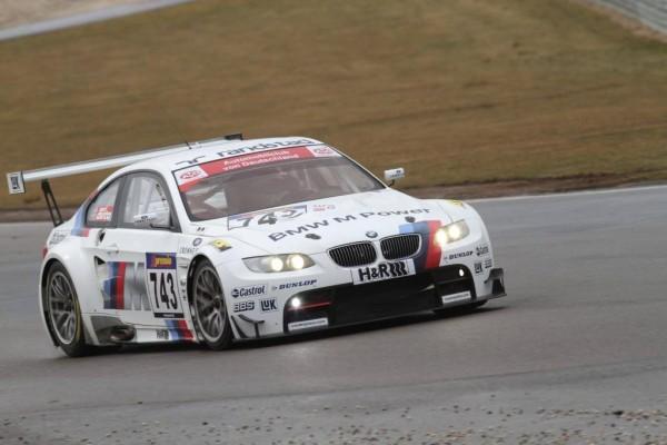 Langstreckenmeisterschaft Nürburgring: BMW startet Vorbereitungsprogramm