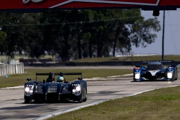 Le-Mans-Countdown, Teil 4: Audi R15 plus steht noch am Anfang des Testprogramms