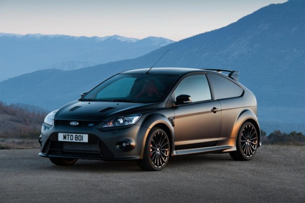 Leipzig 2010: Ford Focus RS 500 mit 350 PS