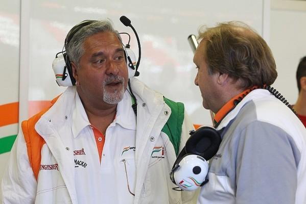 Mallya ortet gute Basis für Force India: Ein passender Beginn