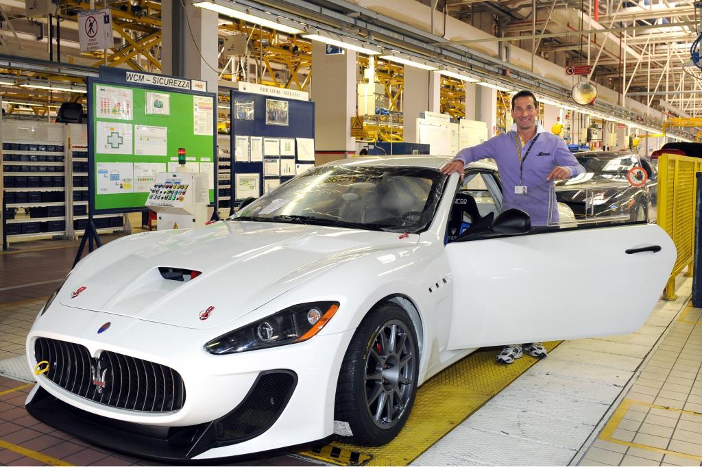 Maserati startet Markenpokal