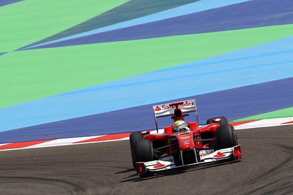 Massa: Waren nicht auf Zeitenjagd: Punkte als Ziel