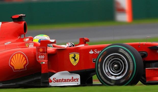 Massa mit perfekten Start in Australien: Freue mich über Platz drei