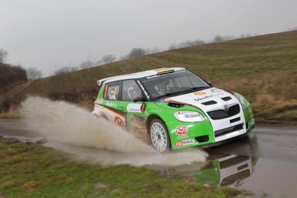 Matthias Kahle gewinnt Wikinger-Rallye